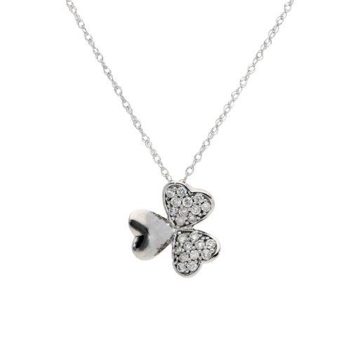 Diamond NecklaceStyle #: ROY-WC9920D