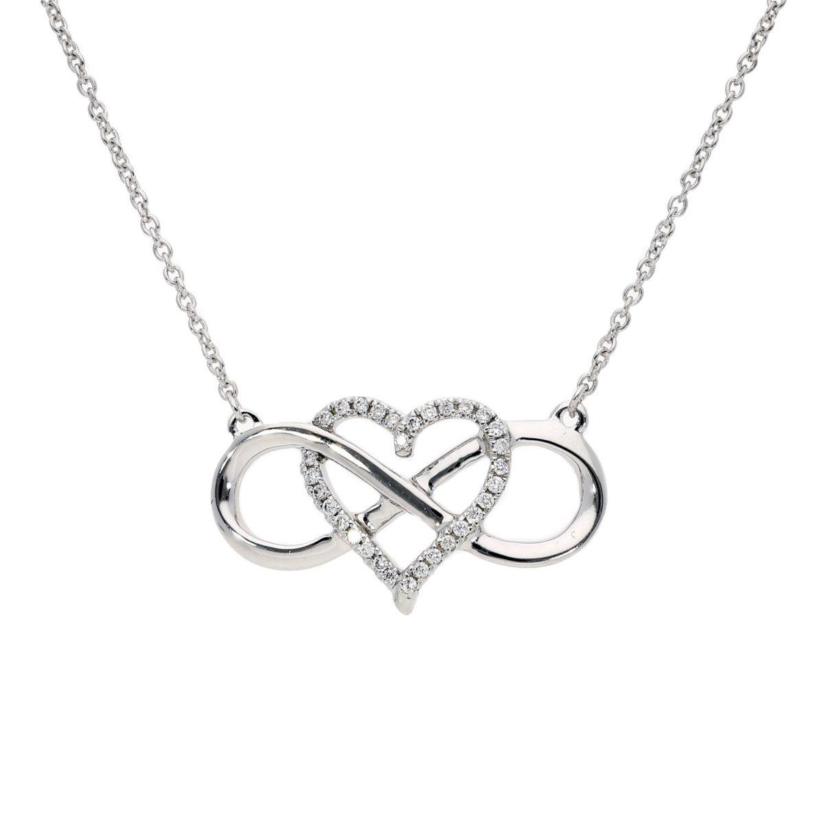 Diamond NecklaceStyle #: ROY-WC9946D