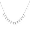 Diamond Necklace<br>Style #: ROY-WP8894D