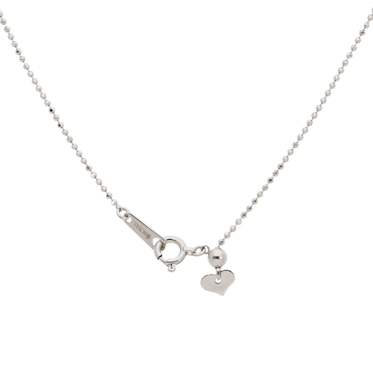 Diamond NecklaceStyle #: ROY-WP8894D