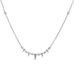 Diamond Necklace<br>Style #: ROY-WP9902D