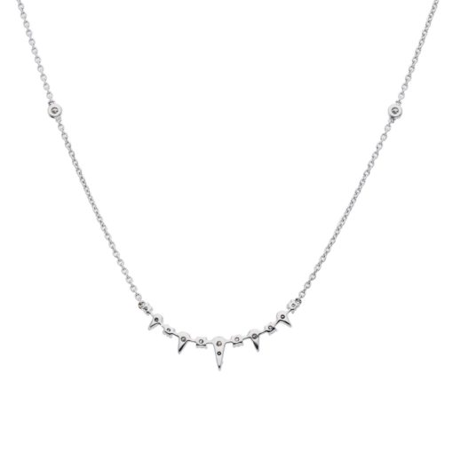 Diamond NecklaceStyle #: ROY-WP9902D