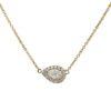 Diamond NecklaceStyle #: MK-857005