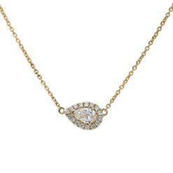 Diamond Necklace<br>Style #: MK-857005