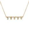 Diamond NecklaceStyle #: ROY-C8010D
