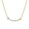 Diamond NecklaceStyle #: ROY-C9573D