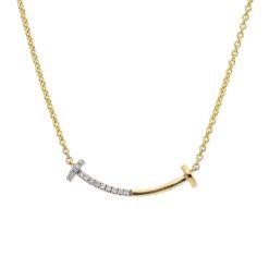 Diamond Necklace<br>Style #: ROY-C9573D