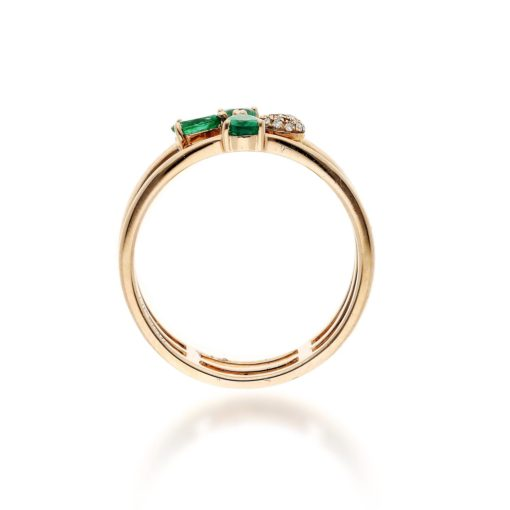 Emerald RingStyle #: ROY-PC7782E
