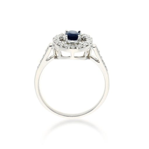 Sapphire RingStyle #: ROY-WC3563S