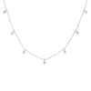 Diamond NecklaceStyle #: ROY-WC6466D