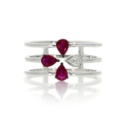 Ruby RingStyle #: ROY-WC7782R