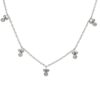Diamond Necklace<br>Style #: ROY-WC8039D