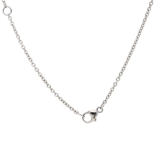 Diamond NecklaceStyle #: ROY-WC8039D