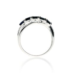 Sapphire Ring<br>Style #: ROY-WC8069S