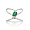 Emerald RingStyle #: ROY-WC8099E