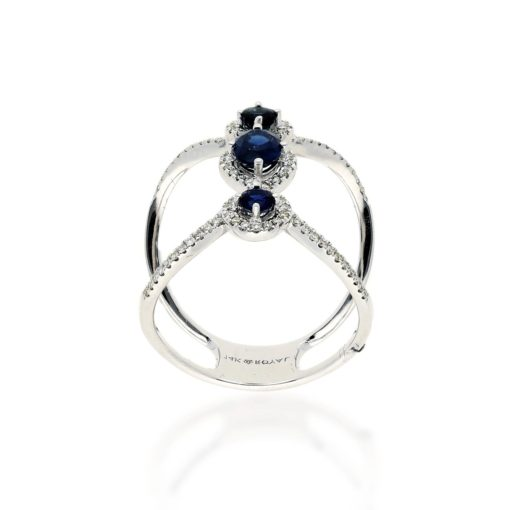 Sapphire RingStyle #: ROY-WC8995S