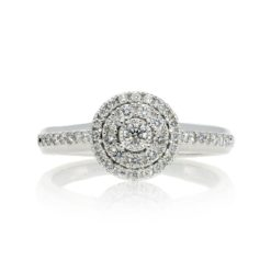 Diamond Ring<br>Style #: ROY-WC9241S