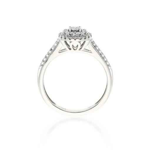 Diamond RingStyle #: ROY-WC9241S
