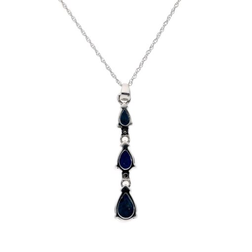 Sapphire  NecklaceStyle #: ROY-WP3821S