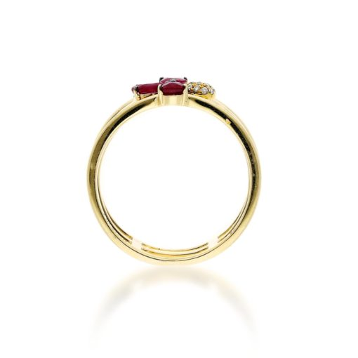 Ruby RingStyle #: ROY-C7782RB