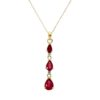 Ruby Necklace<br>Style #: ROY-PR3821RB