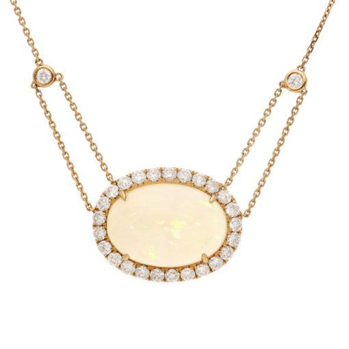 Opal NecklaceStyle #: PD-LQ3031N