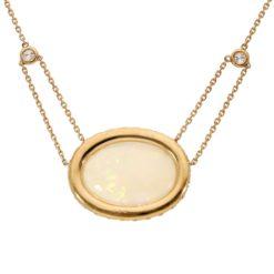 Opal Necklace<br>Style #: PD-LQ3031N