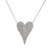 Diamond Necklace<br>Style #: PD-LQ4005N