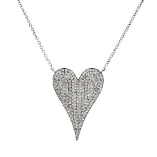 Diamond NecklaceStyle #: PD-LQ4005N