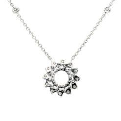 Diamond Necklace<br>Style #: PD-LQ4065N