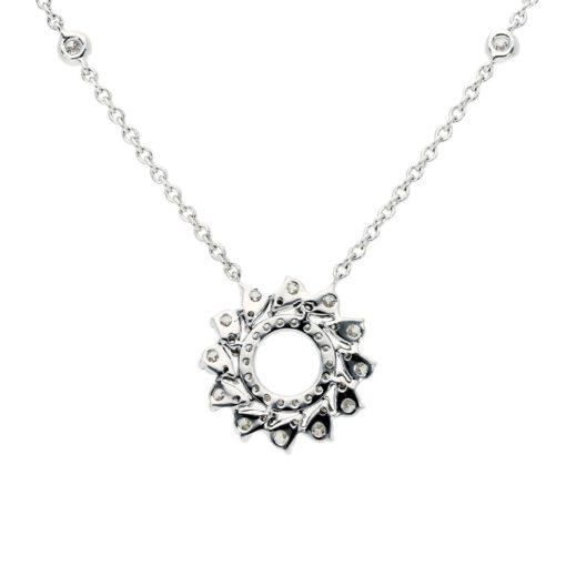 Diamond NecklaceStyle #: PD-LQ4065N