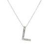 Diamond NecklaceStyle #: PD-LQ4278P