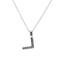 Diamond NecklaceStyle #: PD-LQ4278P