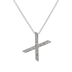 Diamond NecklaceStyle #: PD-LQ4281P