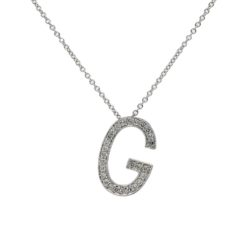 Diamond NecklaceStyle #: PD-LQ4283N