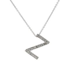 Diamond NecklaceStyle #: PD-LQ4304P