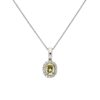 Yellow Diamond NecklaceStyle #: PD-LQ7436N