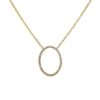 Diamond NecklaceStyle #: PD-JQL409N