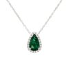 Emerald NecklaceStyle #: PD-LQ3998N