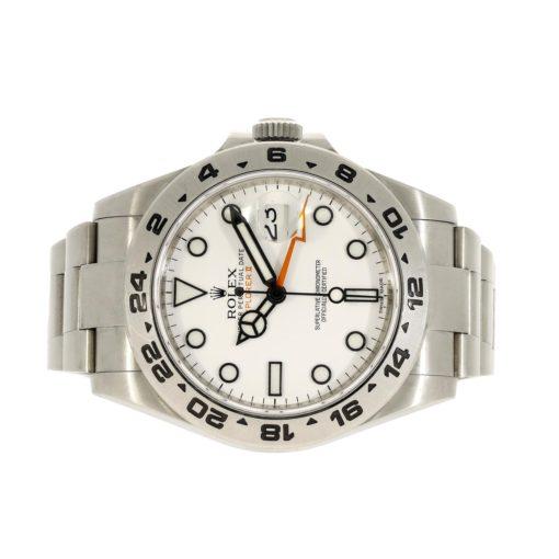 Rolex Explorer II - 216570SKU #: ROL-1199