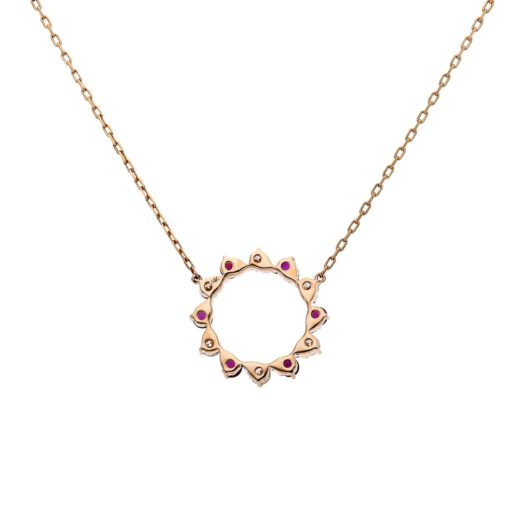 Ruby NecklaceStyle #: PP456