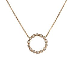 Diamond NecklaceStyle #: BN715-BOBBY*
