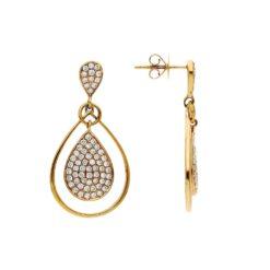 Diamond EarringsStyle #: PD-LQ5873E