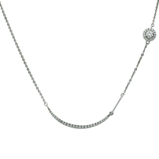Diamond  NecklaceStyle #: AN-SH2533
