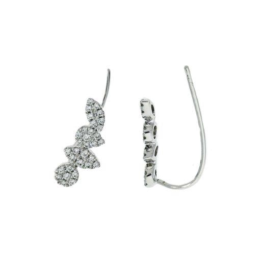 Diamond EarringsStyle #: ANC-SH3303
