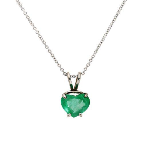 Necklace  Emerald NecklaceStyle #: DL-0007