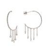 Diamond Earrings<br>Style #: MK-839282