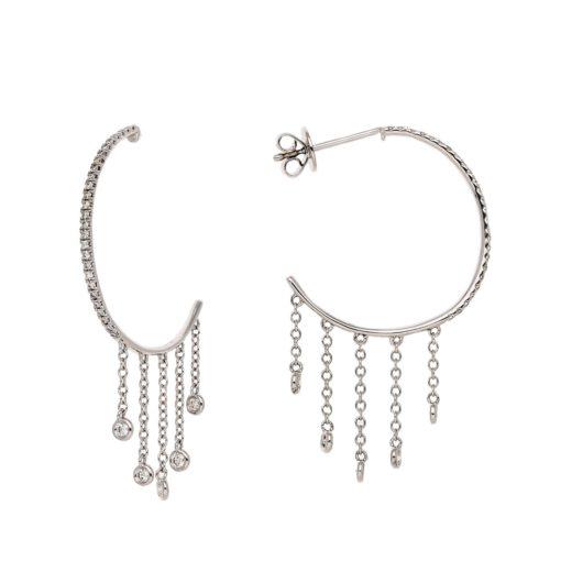 Diamond EarringsStyle #: MK-839282