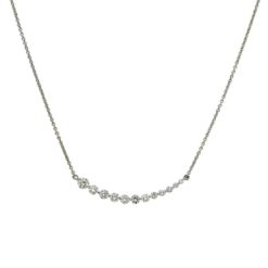 Diamond NecklaceStyle #: PD-LQ3971N