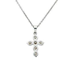 Diamond NecklaceStyle #: PD-LQ8153P
